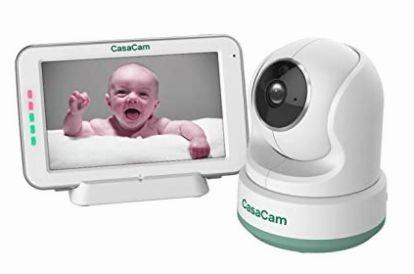 Casacam Bm200 Video Baby Monitor